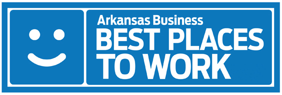 Arkansas Business Best Places to Work Badge